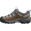 Keen W's Targhee II Shoes Black Olive/Mineral Blue